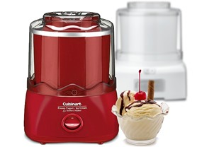 Cuisinart Ice Cream Makers - 5 Styles