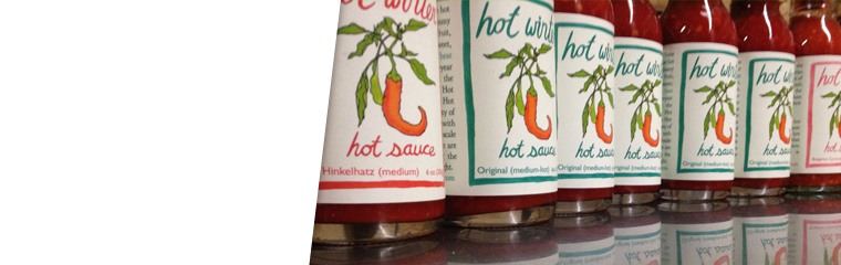Hot Winter Hot Sauce Sampler