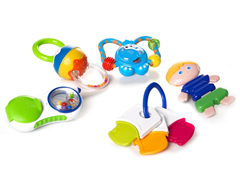 Chicco Baby Toys Bundle