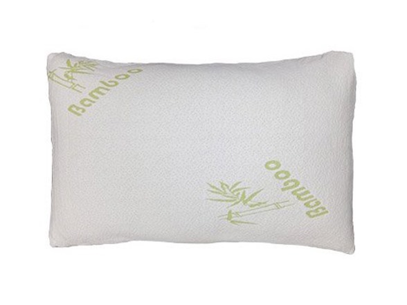 rayon from bamboo memory foam pillow With bamboo pillow instructions