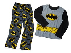 Batman 2-Piece Fleece Set (2T-4T)