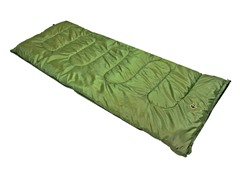 Ledge Sports 30° Sleeping Bag, Green