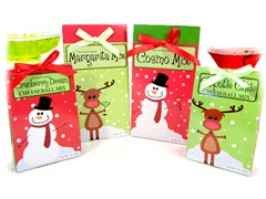 Holiday Party - Set of 4