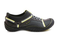 Tahoe Sneakers - Charcoal/Lemon/White
