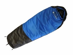 "Serenity II 64"" Kids Sleeping Bag - Blue"