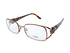 Women's Optical Frame, Bronze