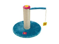 Zanies® Blooming Brights Cat Scratch Post