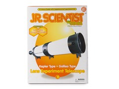 Jr Scientist Experiment Telescope