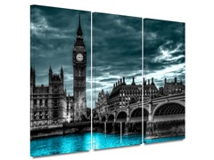 Revolver Ocelot London 3-PC Canvas
