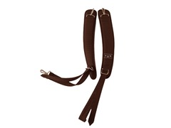 Ju Ju Be Brown Backpack Straps 1-Pair