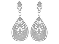 Web Filigree Earrings