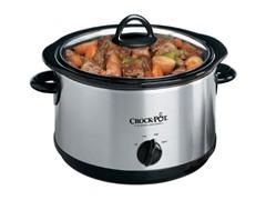 Crock-Pot 5-Quart Slow Cooker
