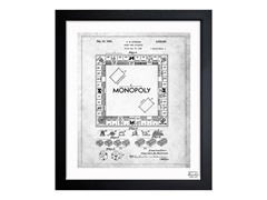 Monopoly 1935 - Noir (3 Sizes)
