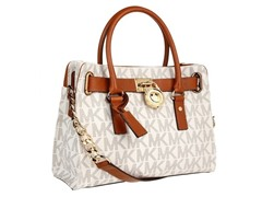 Michael Kors East/West Hamilton Satchel