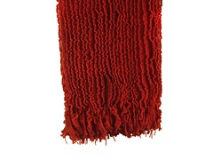 Charlotte Throw - Red