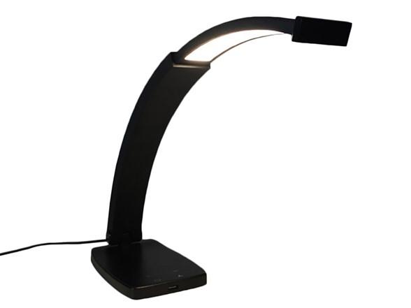 Wolverine Adjustable LED Desk Lamp