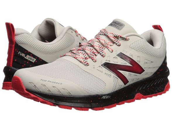fa62483125 New Balance Men's Nitrel v1 FuelCore Trail Running Shoe