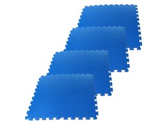 Blue Foam Flooring, 16 Sq. Ft, 4-Pack