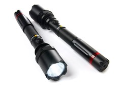 Life+Gear 80 Lumen Flashlight 2-Pack