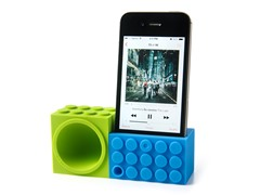 iCarry Stand & Amplifier for iPhone 4/4S