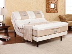 myCloud Adjustable Bed & Mattress-Queen