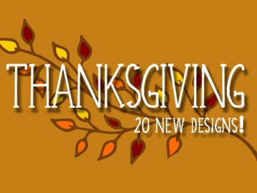 Shirtsgiving! NEW Designs