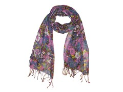 2-Pack Purple Dreams Print Scarves