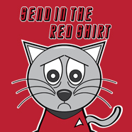Red Shirt Cat