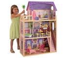 KidKraft Kayla Dollhouse w/ 10 Pieces of Furniture Deals