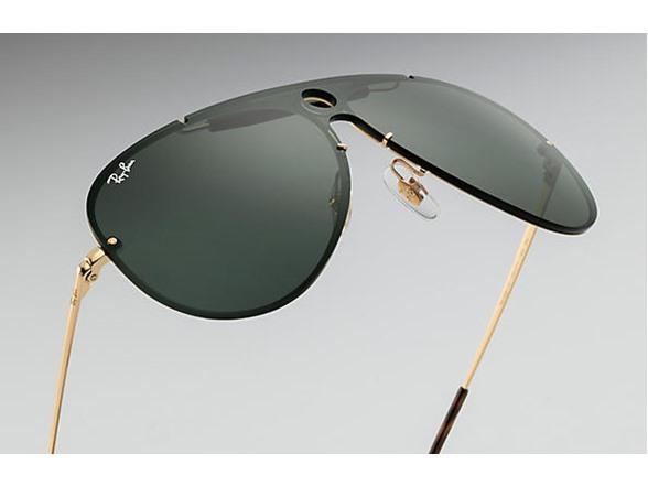 f26e881f2 Ray-Ban RB3581 Blaze Shooter Sunglasses