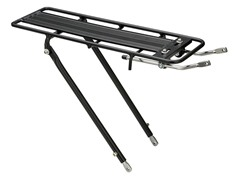 Folding Rear Adjustable Rack