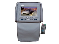 "7"" DVD Headrest Monitor - Grey"