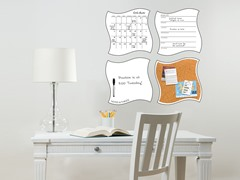 Puzzle 4-Piece Organizer Set