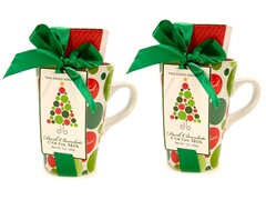 Cocoa & Mug Gift Set - Set of 2