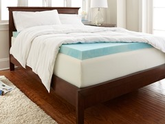 "PuraSleep 2"" Gel Enhanced Topper-6 Sizes"