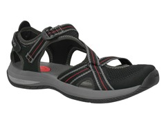 Teva Women's Ewaso Sandals - Black (5)