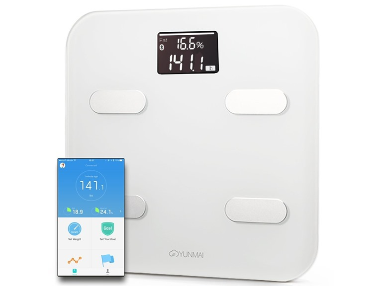 Yunmai Bluetooth 4.0 Smart Scale