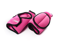 The FIRM Weighted Cardio Gloves w/ DVD