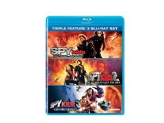 Spy Kids Triple Feature - Blu-ray
