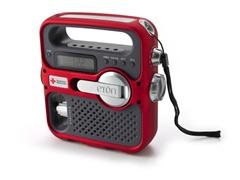 Eton American Red Cross Solarlink Radio