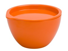Zak Designs Duo Orange 12 oz Prep Bowl