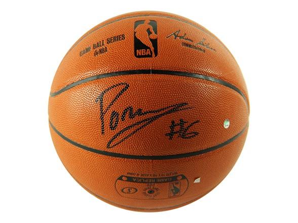 Kristaps Porzingis Basketball WT114463A