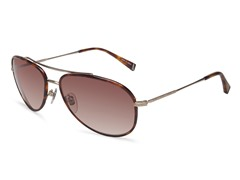 V772 Sunglasses, Gold
