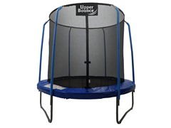 "8 Ft. ""SKYTRIC"" Trampoline & Top Ring Enclosure"
