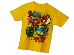 Justice League Tee (Size 10/12)