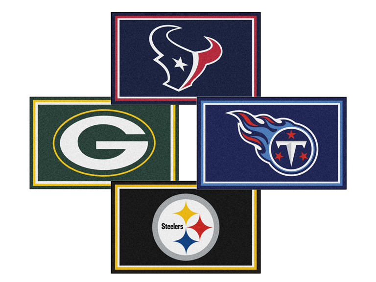Fanmats NFL 4' x 6' Area Rug