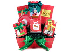 Holiday Delights Basket