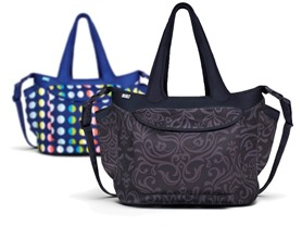 Built Go-Go Diaper Tote 2-Choices