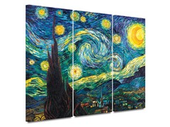 Starry Night Bold 3 pc set - 2 Sizes