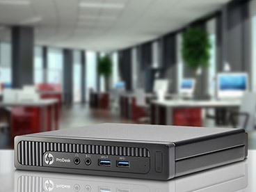 HP Business Class Desktops